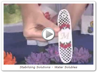 Stabilizing Solutions - Water Solubles