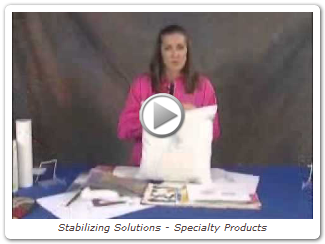 Stabilizing Solutions - Specialty Products