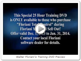 Walter Floriani's Training DVD Preview