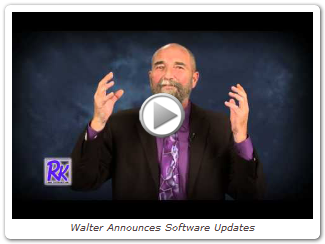 Walter Announces Software Updates