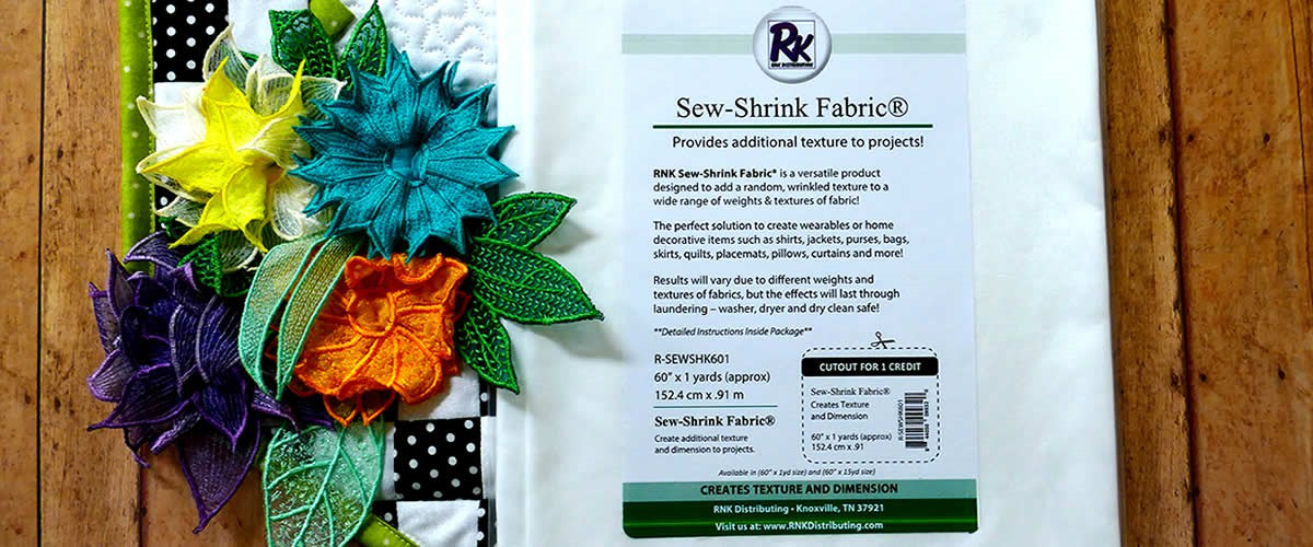 Rnk Distributing Embroidery Sewing Quilting Products